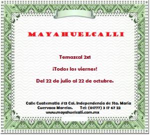 mayahuelcalli